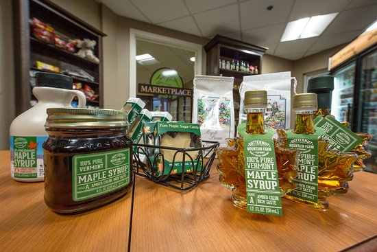 Brownsville, VT: Local taste and shopping convenience