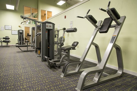 Brownsville, VT: Fitness Center for guests to work out
