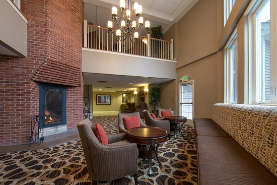 Brownsville, VT : Newly refurbished lobby for your enjoyment