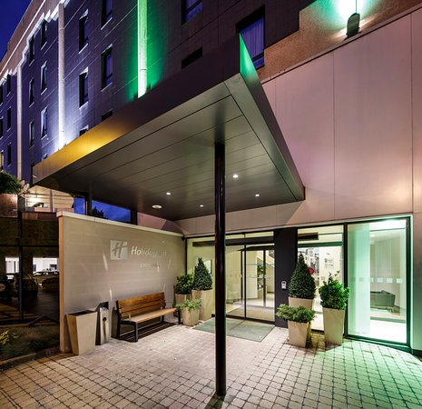 Tassin-la-Demi-Lune, France : Welcome to Holiday Inn Lyon Vaise