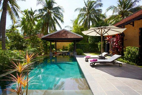 Anantara Mui Ne Resort: Dining Pavilion In Pool Villa