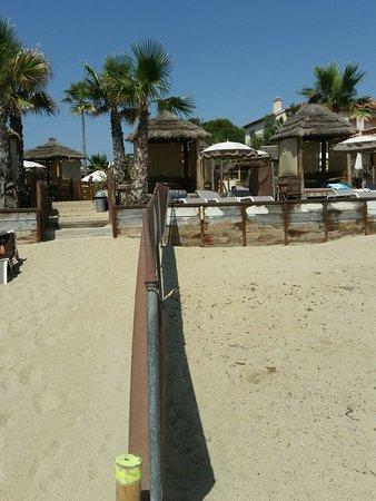 Restaurant Saint Barth: Sunny
