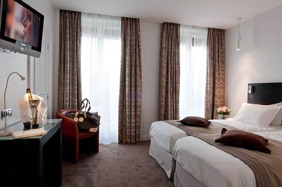 Hotel Devillas: Twin Room Executive
