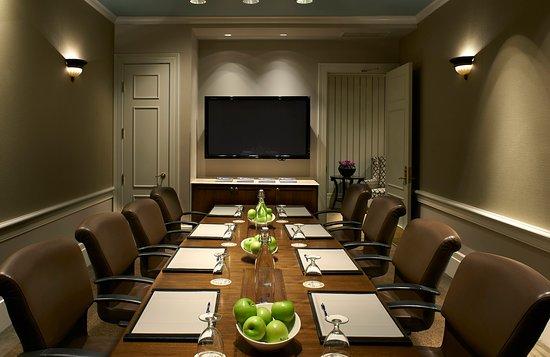 Kirkland, Ουάσιγκτον: Woodmark Hotel_Meetings & Events_Vashon Room