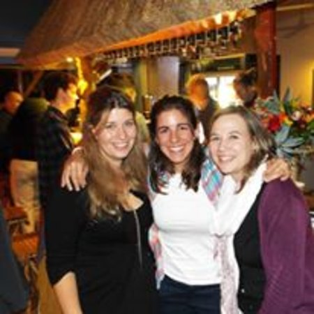 Wilderness, Sydafrika: LADIES FRIENDS FUN