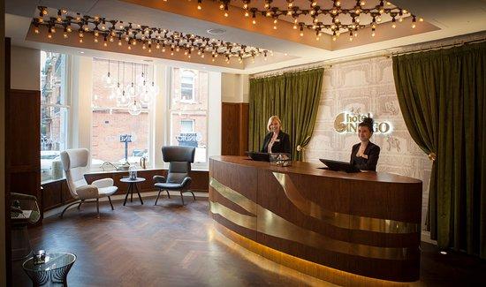 บาร์คตันการ์เดน โฮเต็ล เคนซิงตัน: Hotel Indigo London Kensignton - Earls Ct