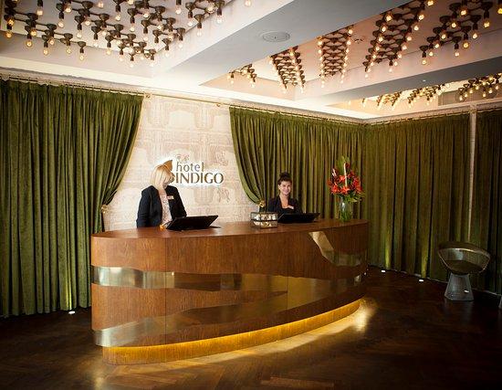 บาร์คตันการ์เดน โฮเต็ล เคนซิงตัน: Hotel Indigo welcomes you to London Kensington