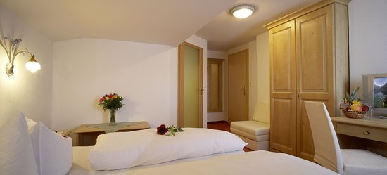 Breitenwang, Østrig: Double Room