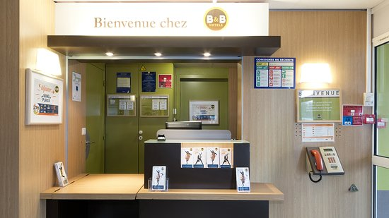 Saint-Gregoire, France: B&B Hôtel Rennes Nord Saint Grégoire