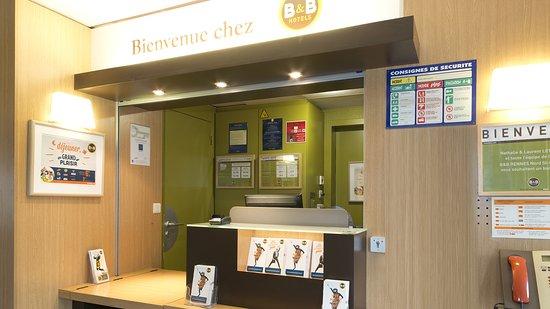 B&B Hotel Rennes Nord Saint Gregoire: B&B Hôtel Rennes Nord Saint Grégoire