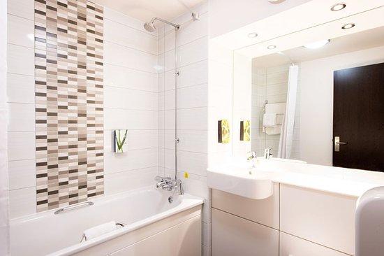 Bathroom at Premier Inn Maidenhead