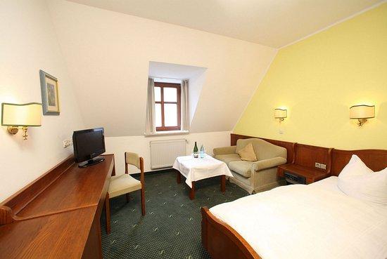 Greding, Tyskland: Standard Single Room