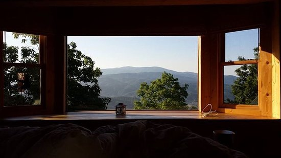 Maryville, TN: View from bed