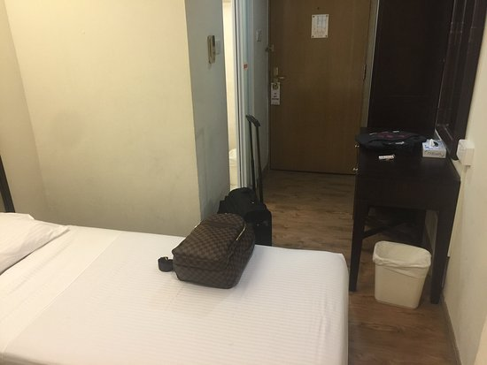 写真シンガポール チャイナタウン ホテル枚