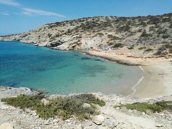 Schinoussa, Hellas: Gerolimnionas