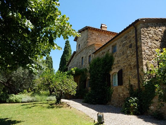 Montalcino, Italy: Brunello Riserva to try