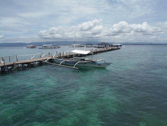 Cordova, Filipina: Gilutongan Island