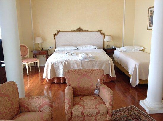 อาบาโน แตร์เม, อิตาลี: Junior suite