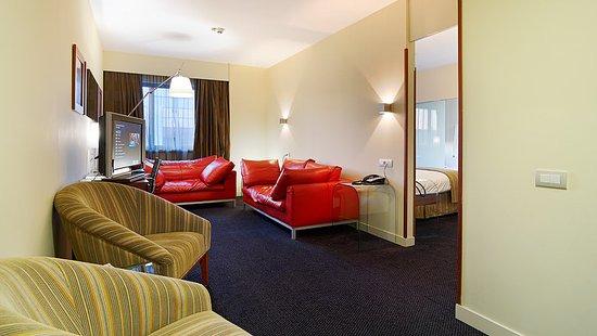 El Prat de Llobregat, España: Suite Room