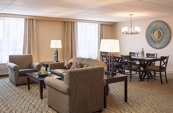 East Hartford, CT: Presidential Suite