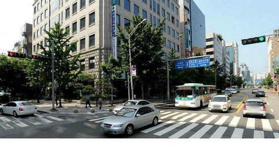 Seongnam, Sydkorea: Exterior