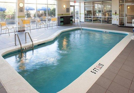 Duluth, GA: Indoor Pool