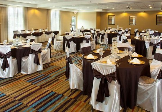 Duluth, GA: Meeting Room - Banquet Setup