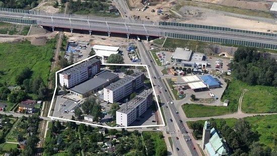 Bytom, Poland: Exterior
