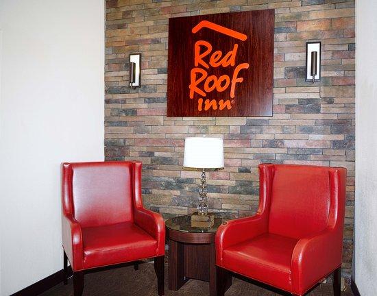 Suwanee, GA: Lobby Sitting Area