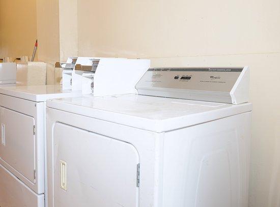 Suwanee, GA: Guest Laundry