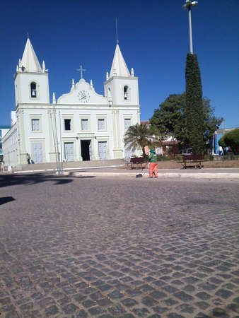 Nossa Senhora da Imaculada Conceição Church: Vista da frente da Igreja Matriz Nossa da Conceição.