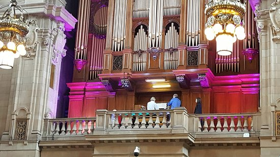 Kelvingrove Art Gallery and Museum: Concert held to mark the 10 year anniversary.