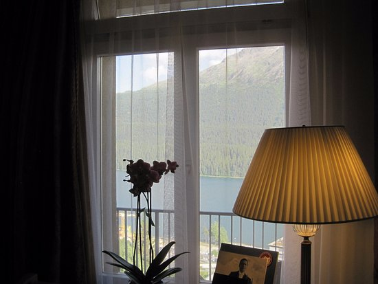Kulm Hotel St. Moritz: Room