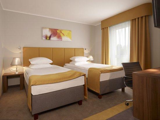 Chorzow, Poland: Standard Twin room