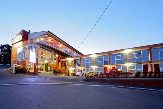Burnie, Australia: Exterior entrance