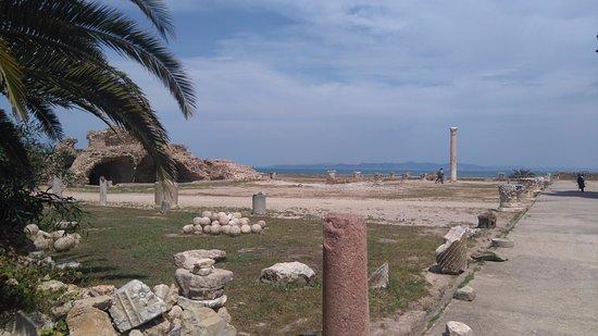 Carthage, Tunisia: Ruines Cartahage
