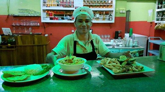 Portalon, Costa Rica : Restaurante Leche Agria