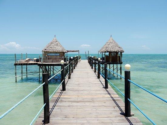 Spice Island Hotel Resort Zanzibar : Bar/Lounge