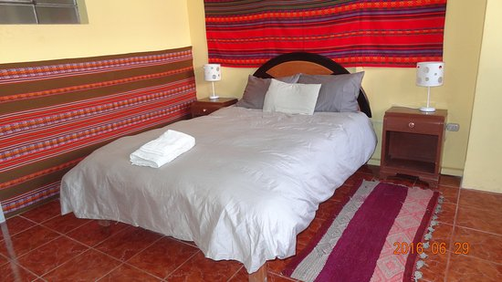 Incama Hostel Cusco: DORMITORIO