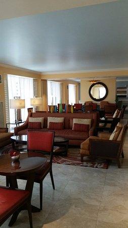 The Ritz-Carlton Key Biscayne, Miami: Club Level was terrific!