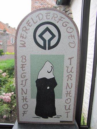Turnhout, België: Plaque