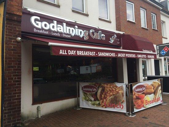 Godalming, UK: Front