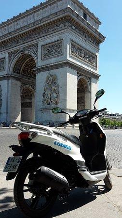 cooltra motos paris picture of paris cooltra shop paris tripadvisor. Black Bedroom Furniture Sets. Home Design Ideas