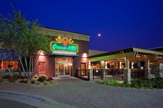 Join us at the Green Mill Restaurant and Bar in Shoreview, MN.  Attached to the Best Western Plu