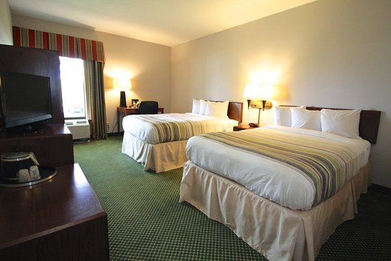 Milan, OH: SSOH Guest Room Double