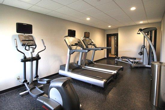 Milan, OH: SSOH Fitness Room