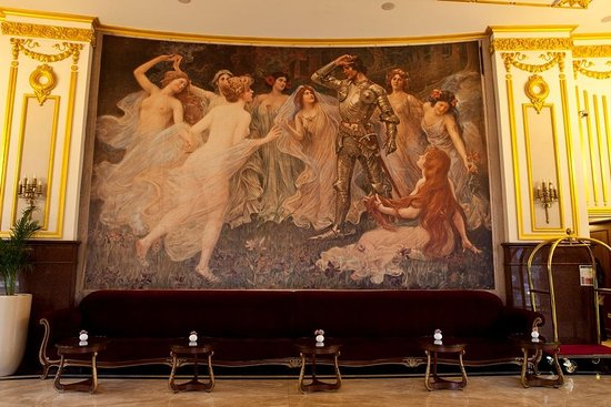 Photo of Hotel Moskva Belgrade