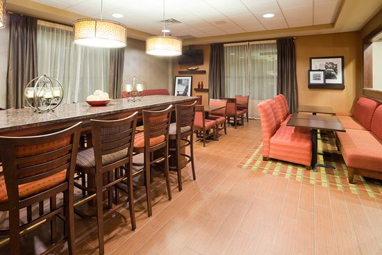 Hot and free! Breakfast is served daily at the Best Western Plus Hotel in Shoreview, MN, complim