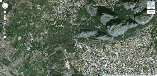 ديلاز بوتيك هوتل: Map