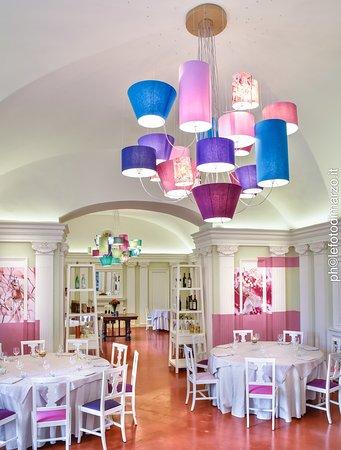 Costigliole d'Asti, Włochy: La sala ristorante